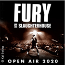 FURY IN THE SLAUGHTERHOUSE – OPEN AIR 2020